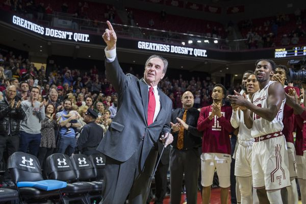 How Fran Dunphy's teams have fared in the NCAA Tournament