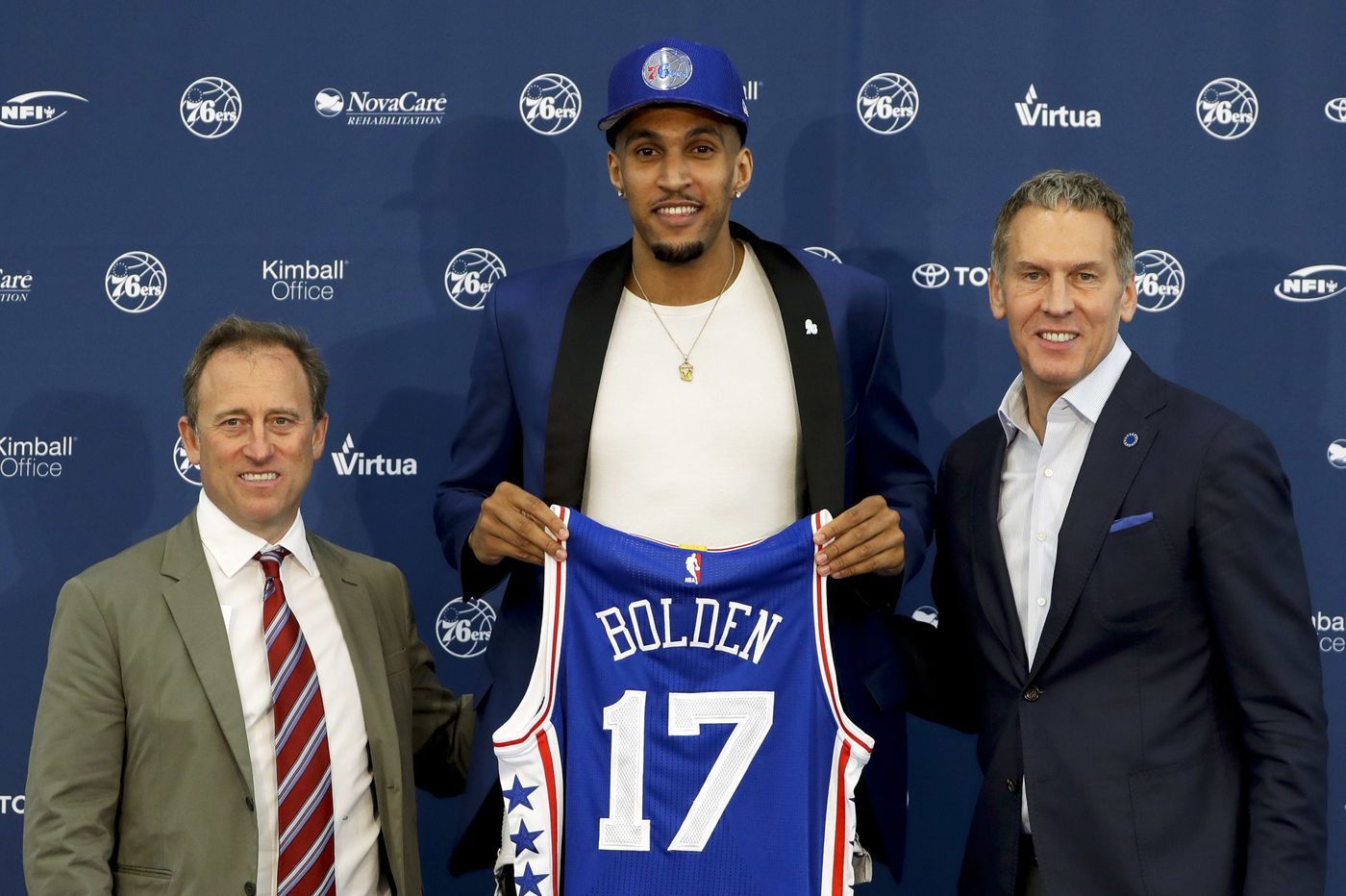Jonah Bolden expected to join Sixers in Vegas for summer league