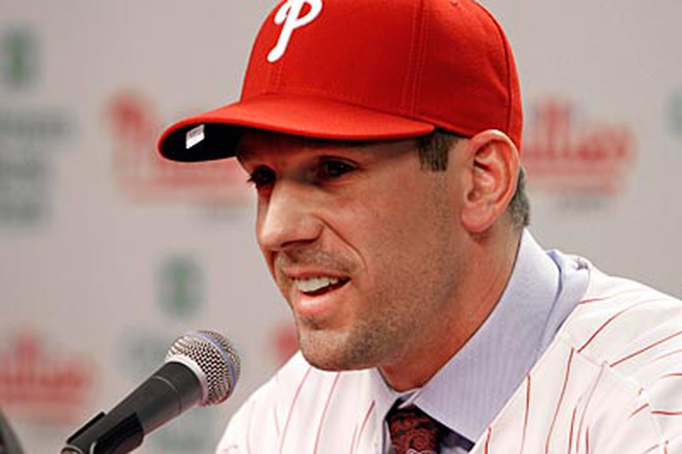 Cliff Lee might not be the world's best person
