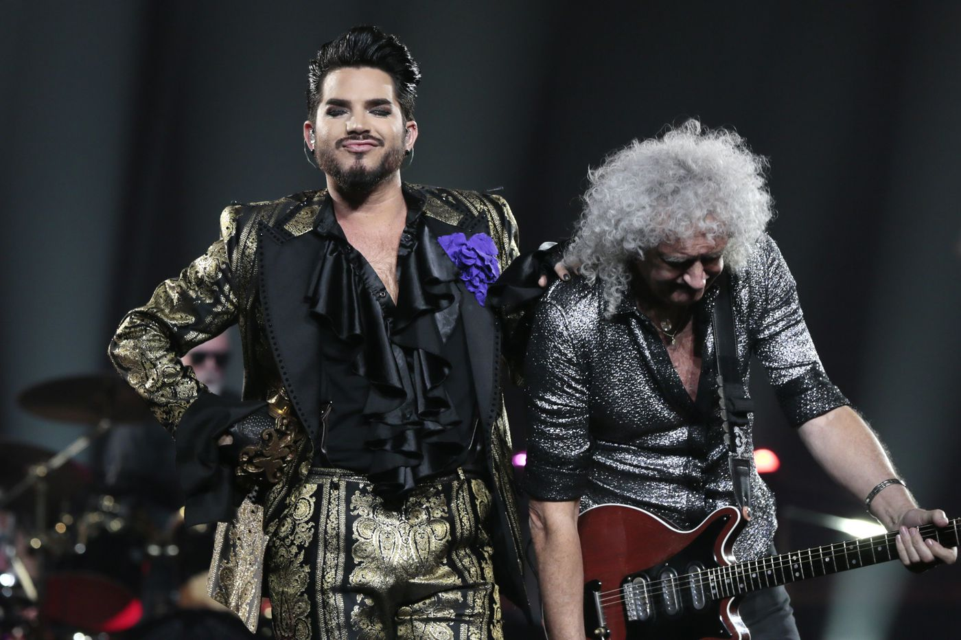 Queen's second reign continues with Adam Lambert at the Wells Fargo Center | Concert review