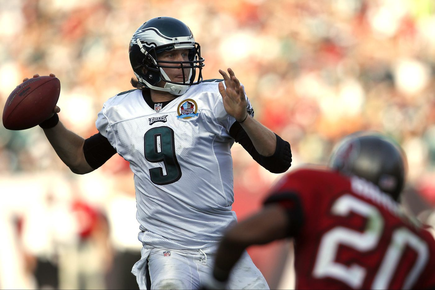 Eagles QB Nick Foles called his own shot long before 'Philly Special': The story behind 'Sidewinder'