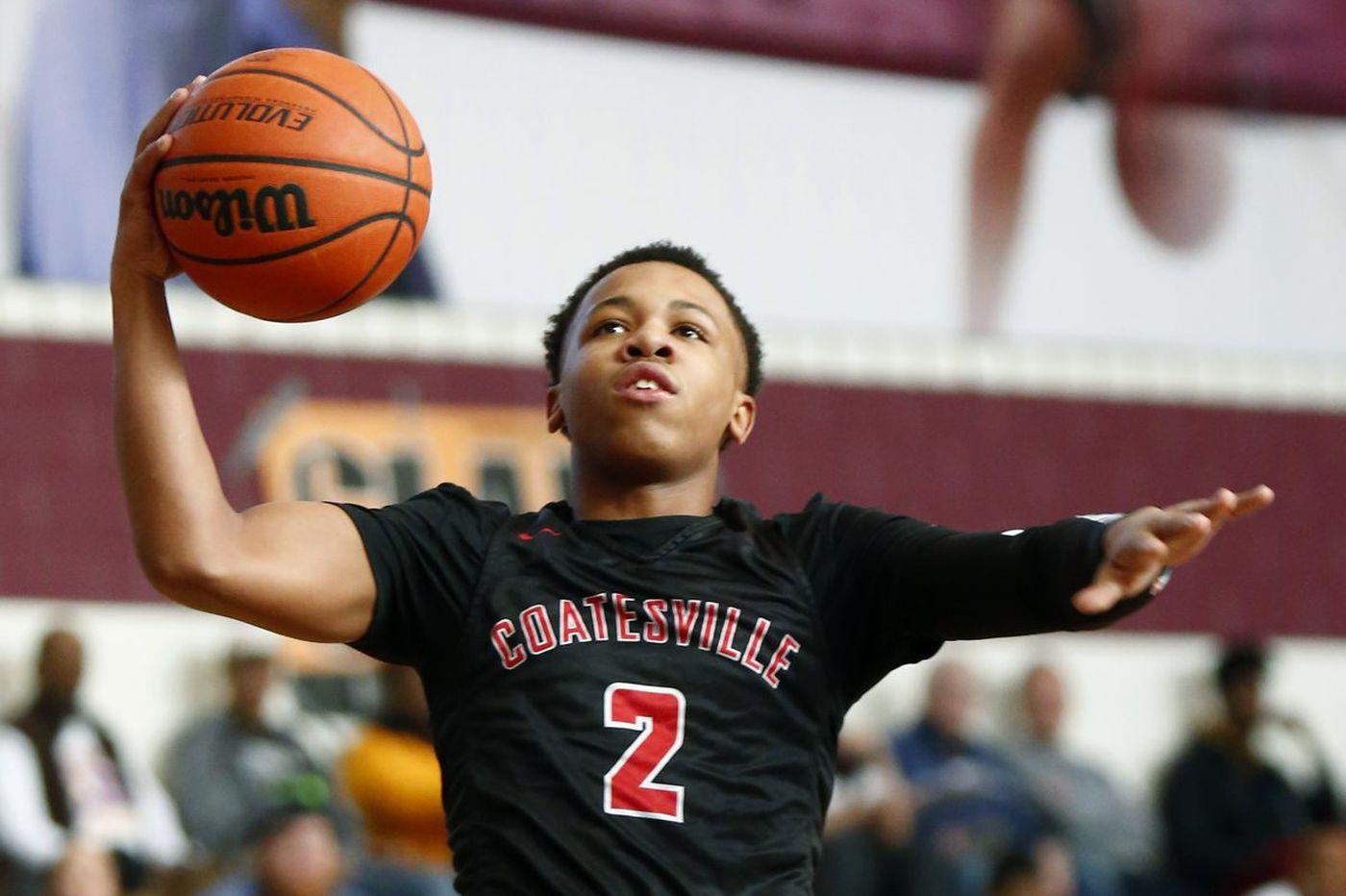Southeastern Pennsylvania boys' basketball scoring leaders