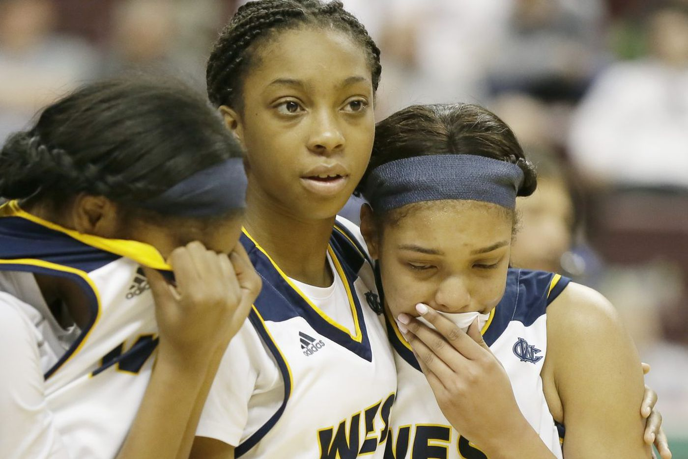 West Catholic girls can't find mark in PIAA Class 2A basketball final