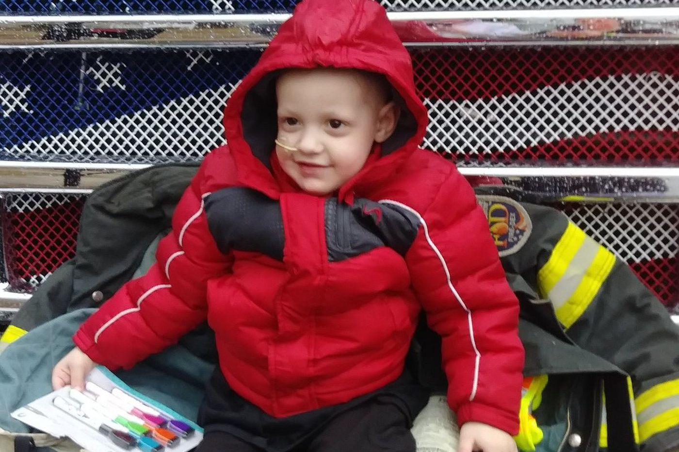 Benjamin Graham, 3-year-old cancer patient made honorary police officer, dies