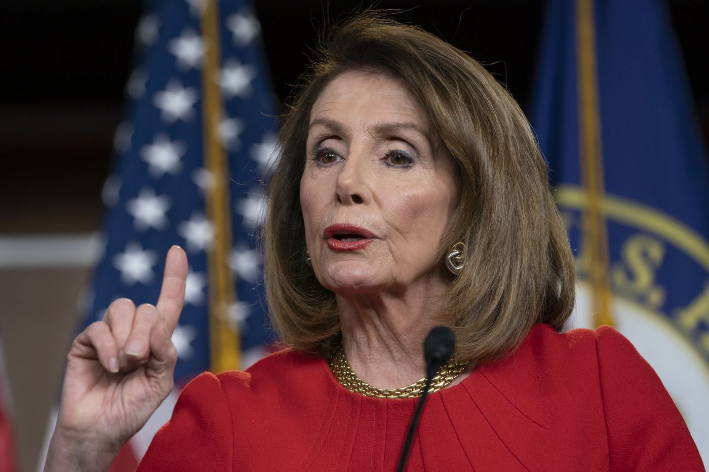 Pelosi pushes back on impeachment as more Democrats call for proceedings