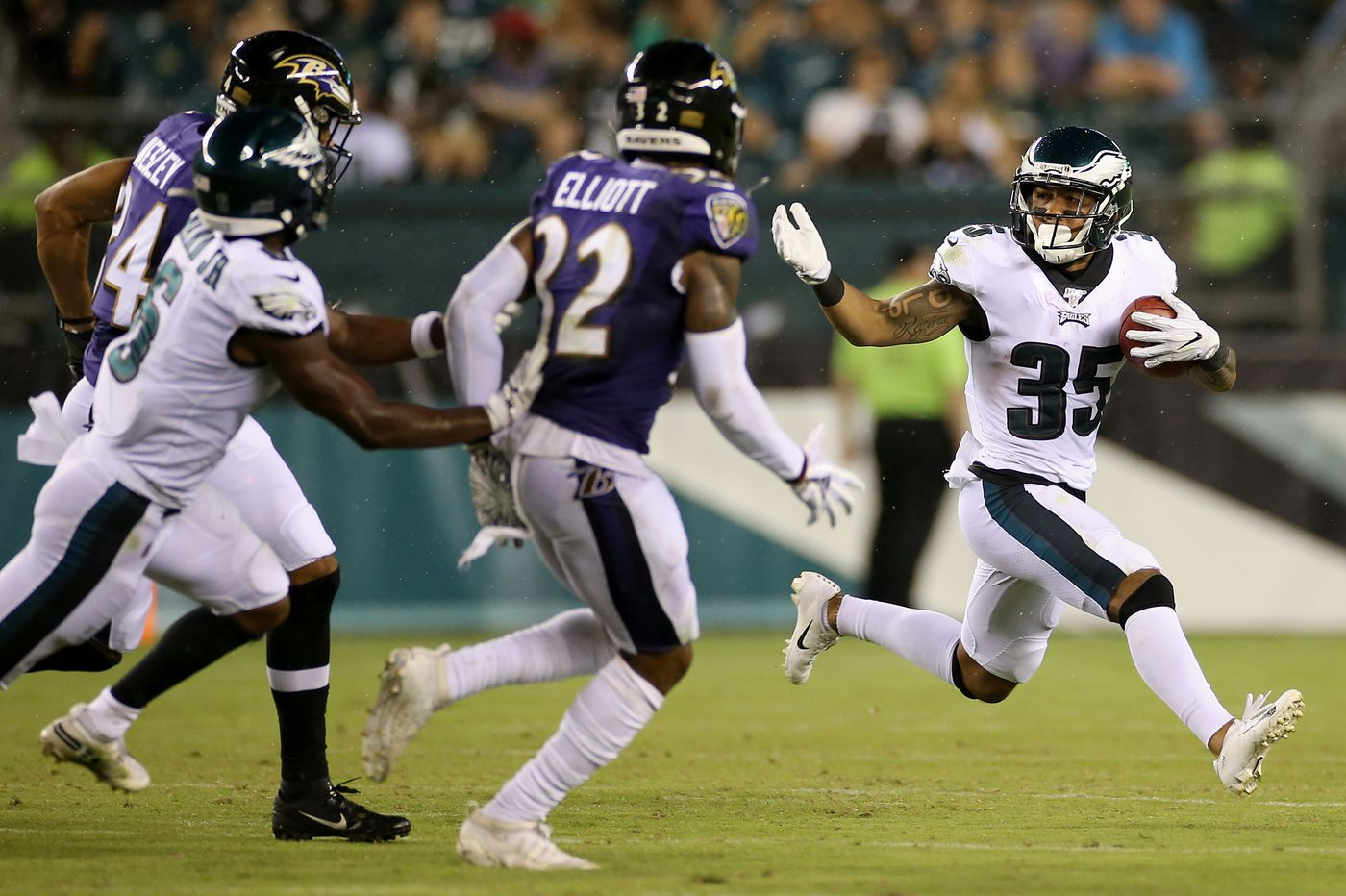Eagles cut former fourth-round pick Donnel Pumphrey