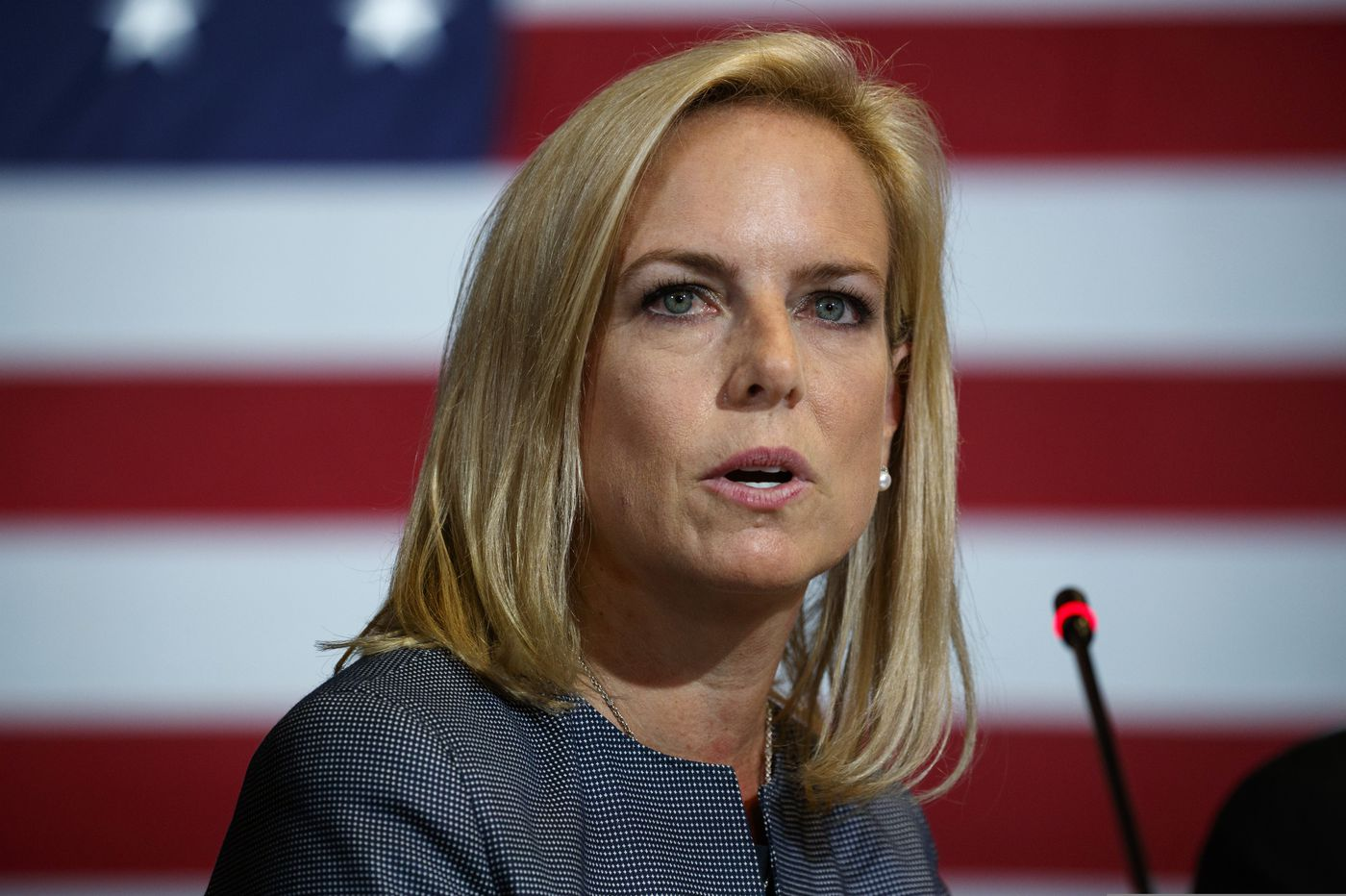 Homeland Security chief expected to leave; more churn likely