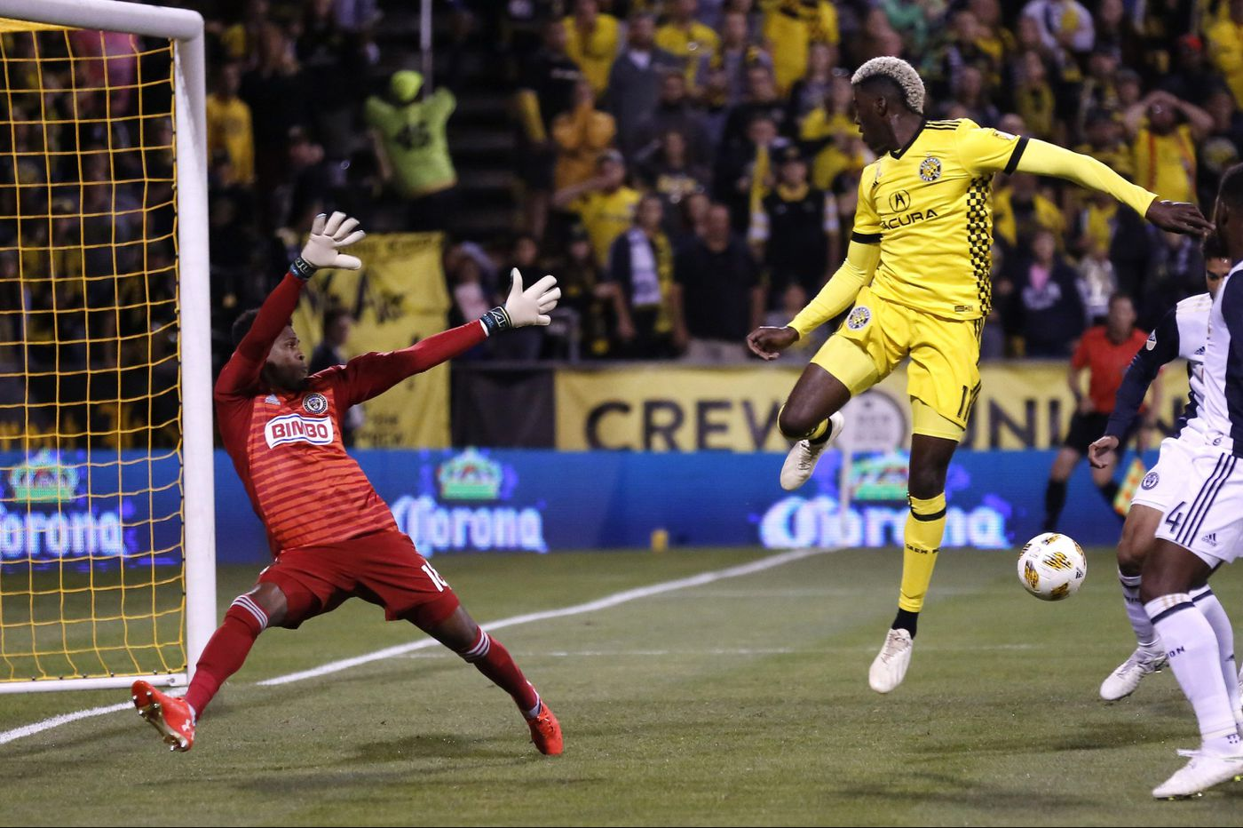 Union's scoreless tie in Columbus marred by controversial overturned goal