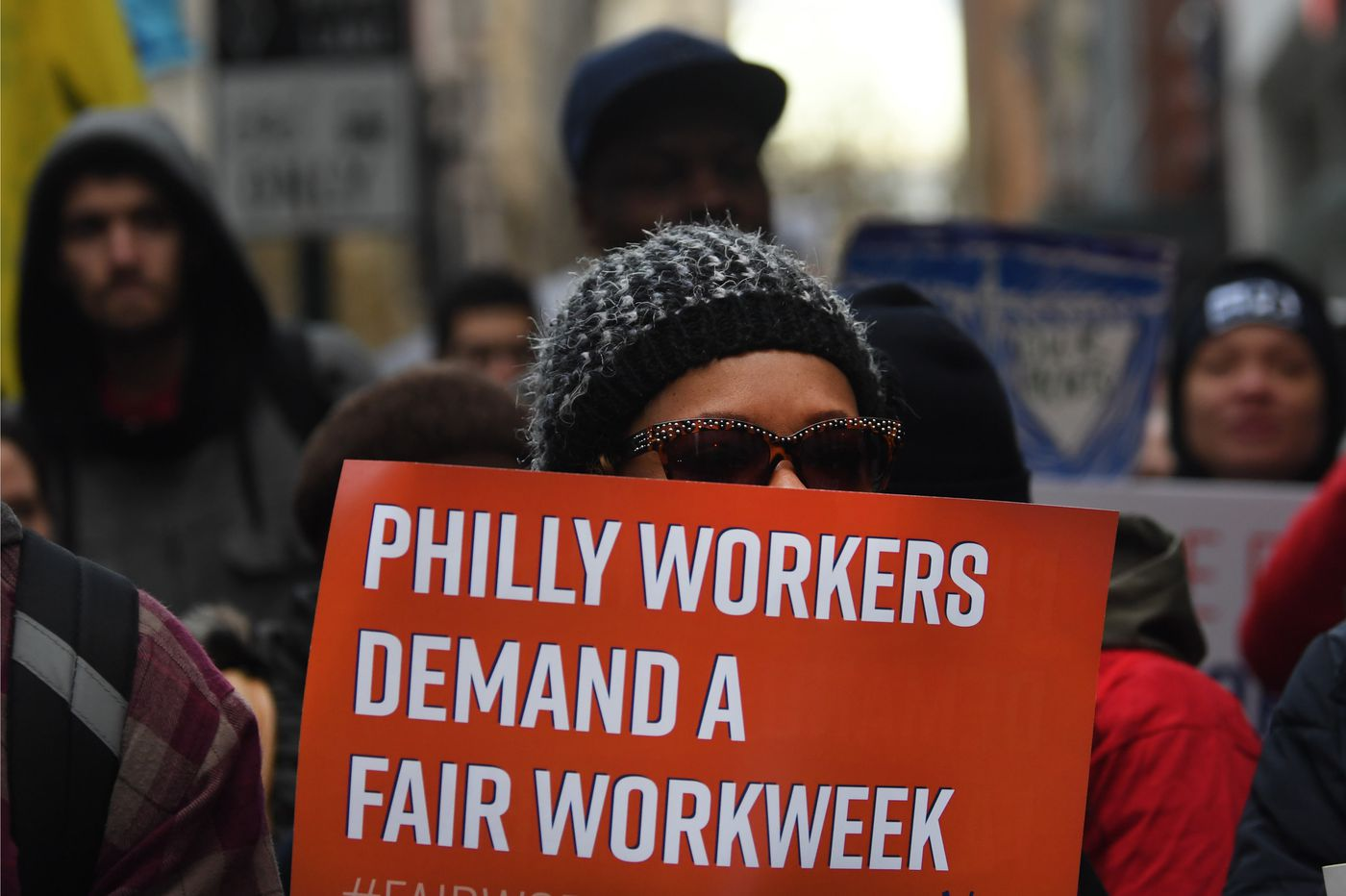Give shift-bound workers a break: predictable schedules | Editorial