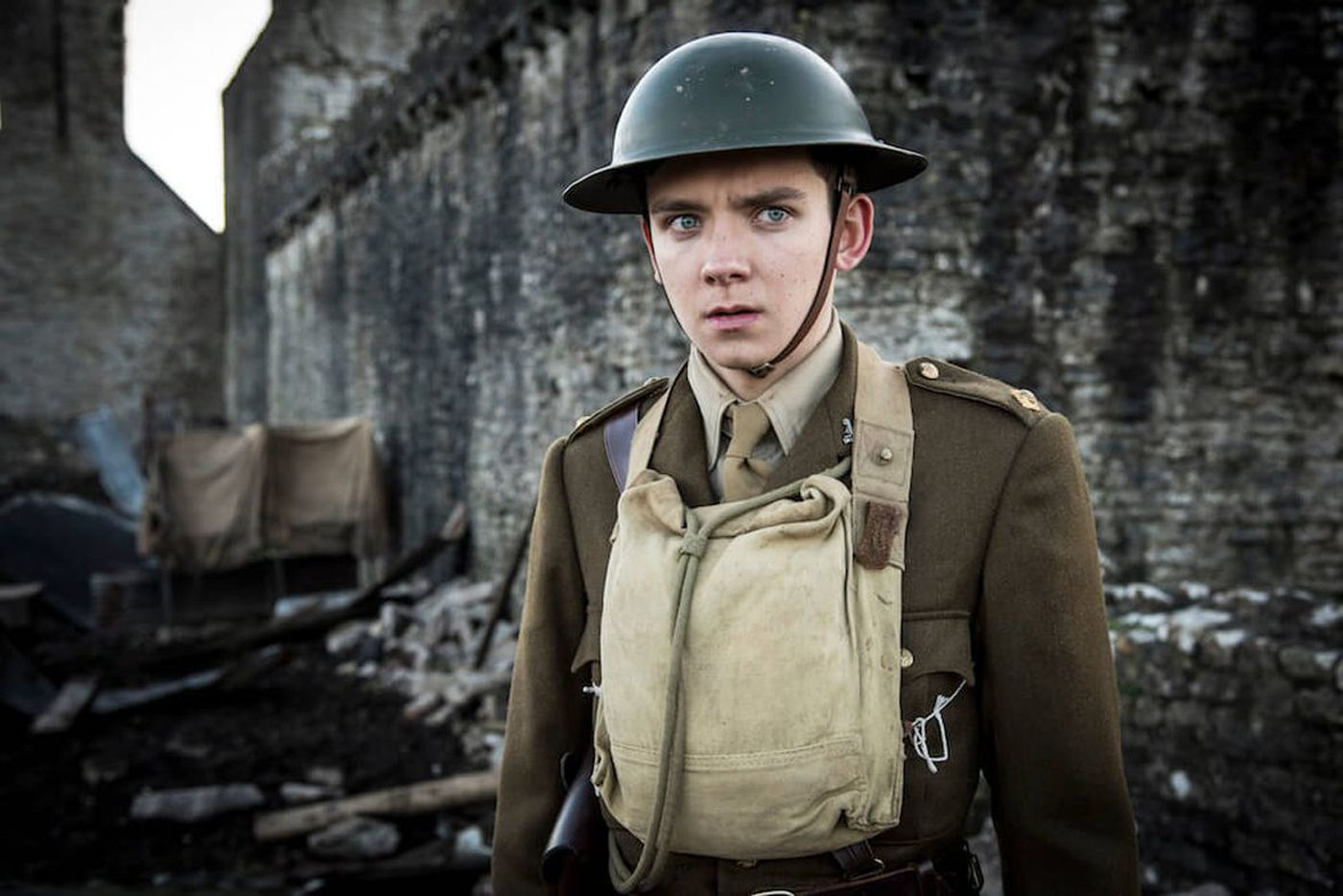 'Journey's End': In the trenches with WWI soldiers