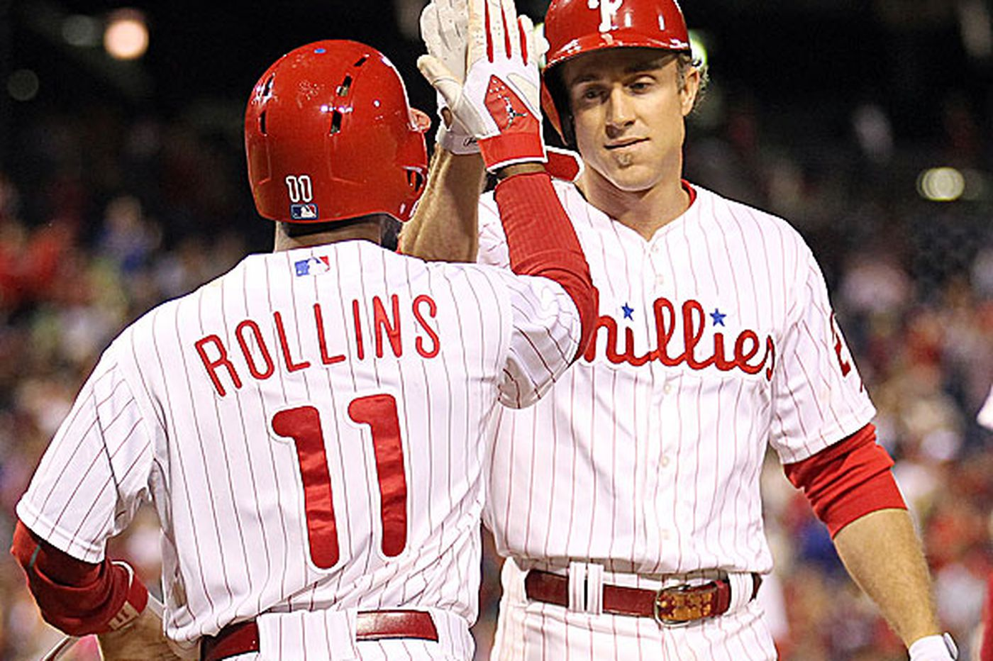 Phillies Notes: Rollins and Utley staying put with Phils
