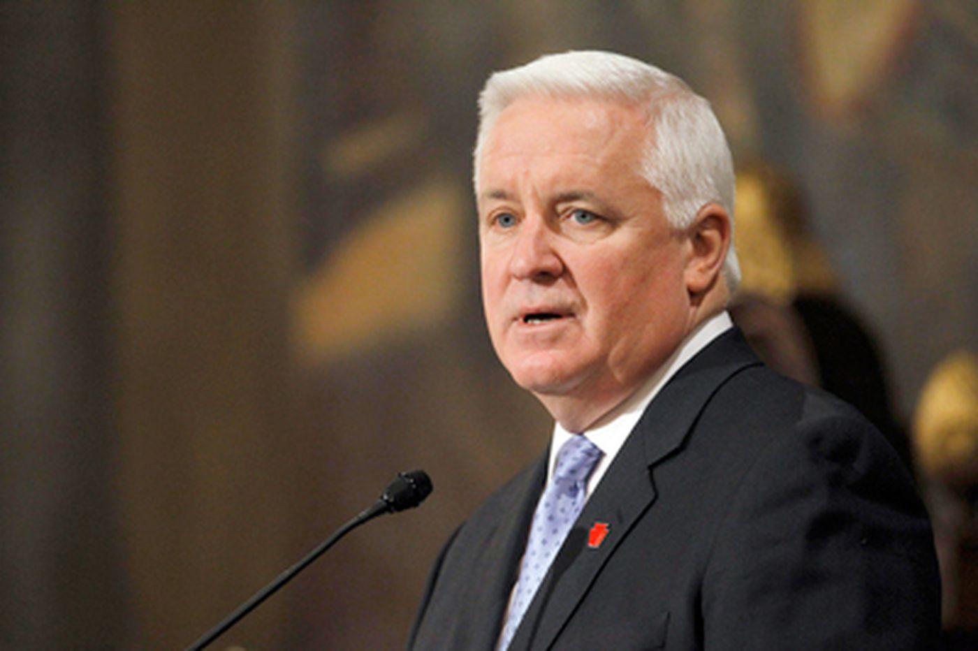 Corbett rejects Pa.-based health-insurance exchange