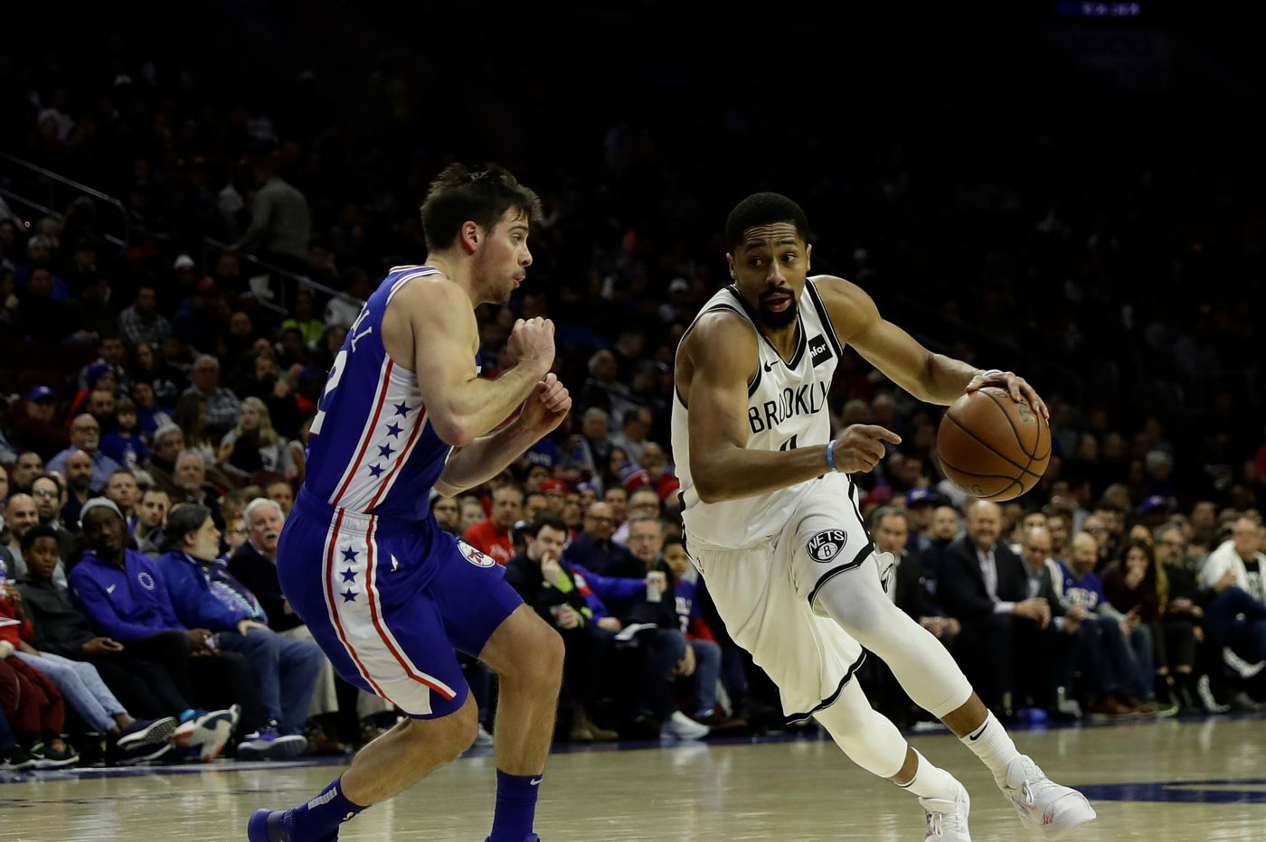 The Sixers have a glaring flaw. Against Spencer Dinwiddie and the Nets, it was on display. | David Murphy