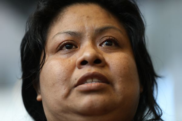 Daylong standoff at Senator Casey's office ends for undocumented mother who left sanctuary