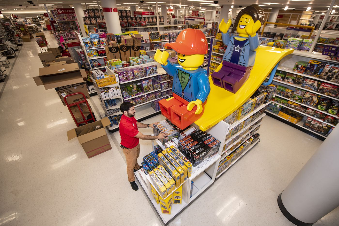 Without Toys R Us this Black Friday, Walmart, Amazon, and Target