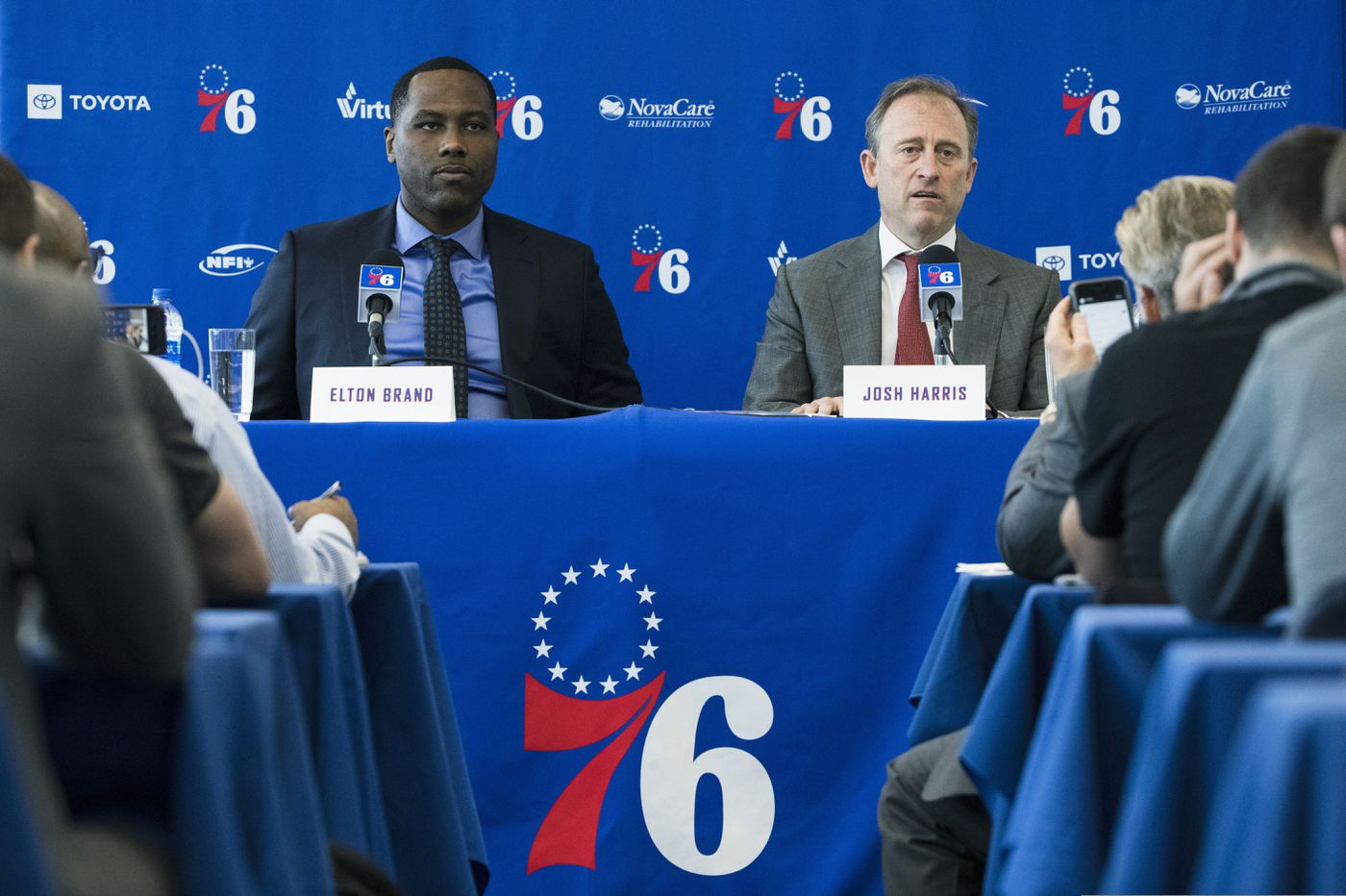 Sixers, parent company commit $20 million to Black businesses, social justice, diversity | Marcus Hayes