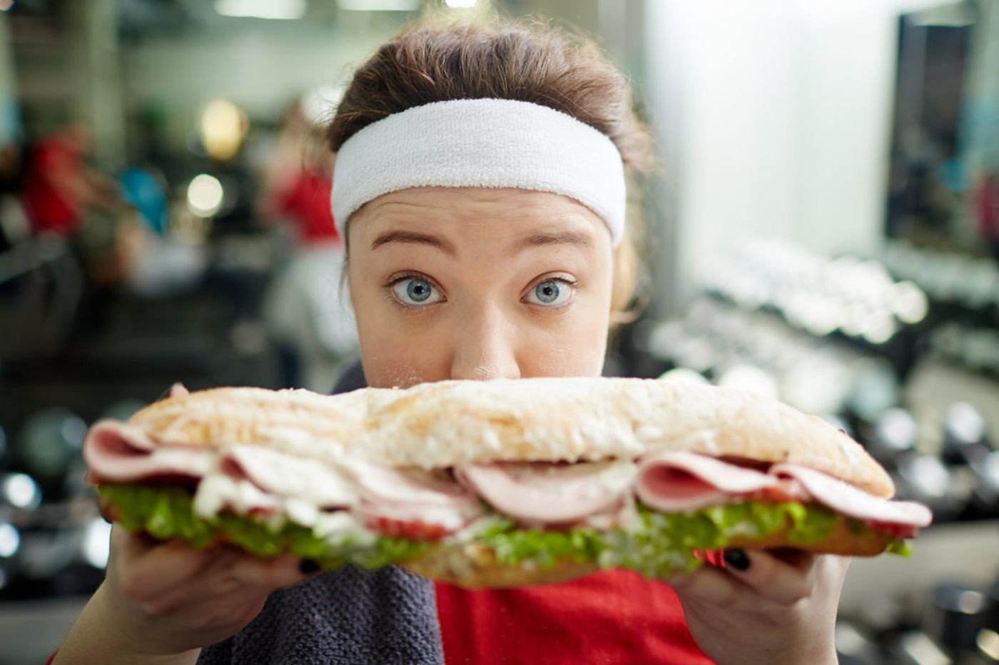 Rewards after a workout should have nothing to do with food. Here's how to break the cycle