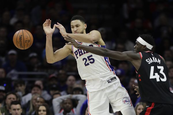 The Sixers aren't among the NBA's elite teams just yet