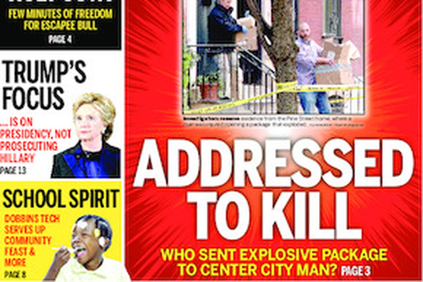 Dailynews Monthly Covers 11/23/16