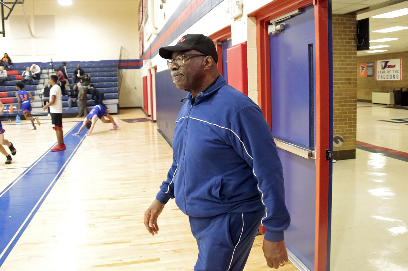 Bill Ellerbee's life path made him a mentor to Rasheed Wallace and many more