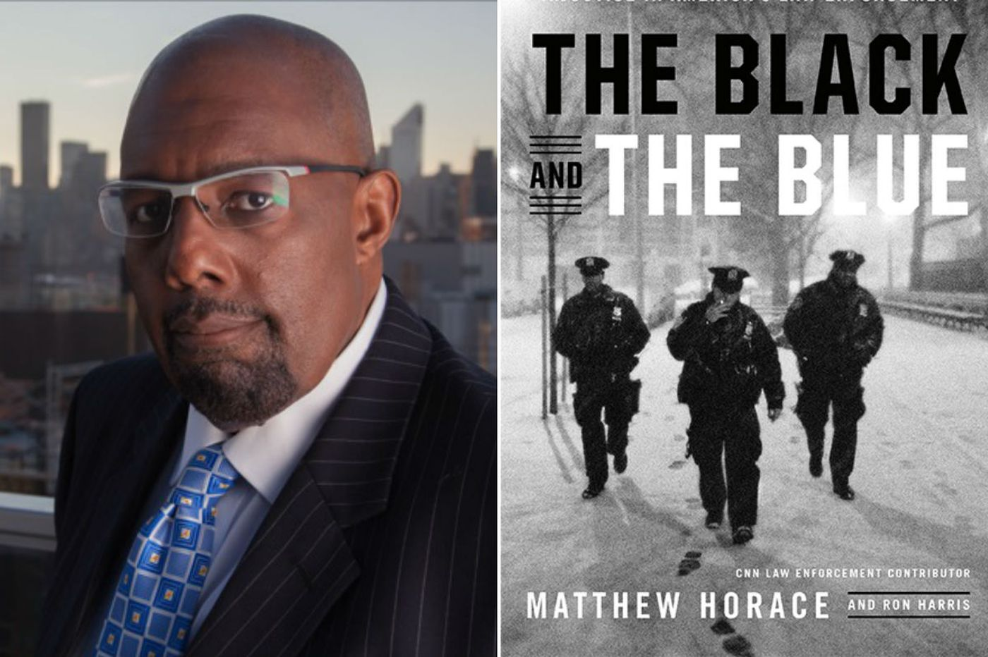 'The Black and the Blue': The hard job of a cop, harder when you're a black cop