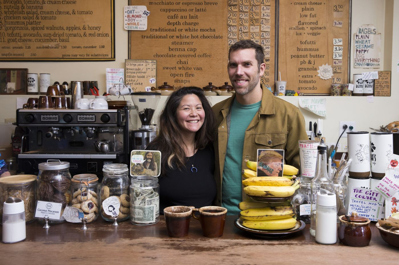 Want to fall in love? Go to this South Philly coffee shop.
