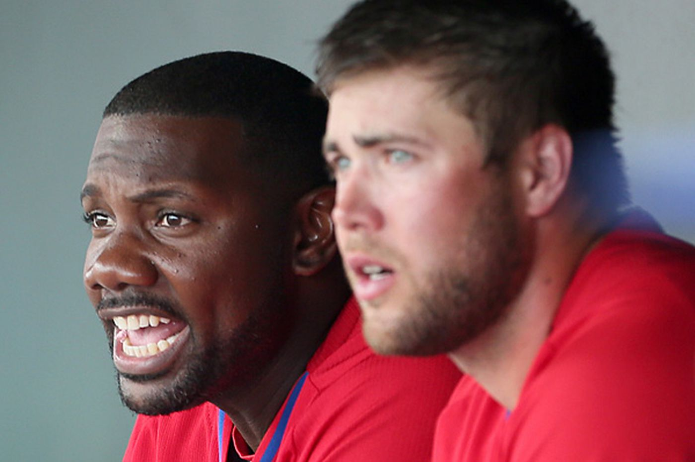 Phillies sit Howard for Ruf; platoon on the way?