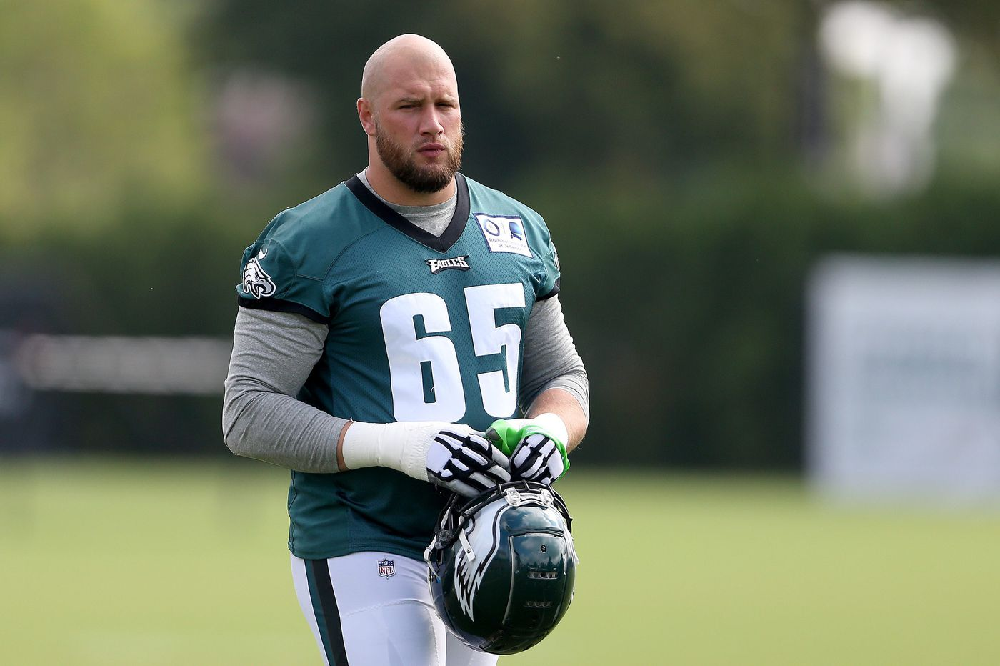 The method, or madness, behind Eagle Lane Johnson's outspokenness