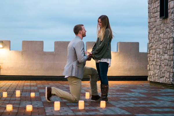 Carson Wentz is now engaged