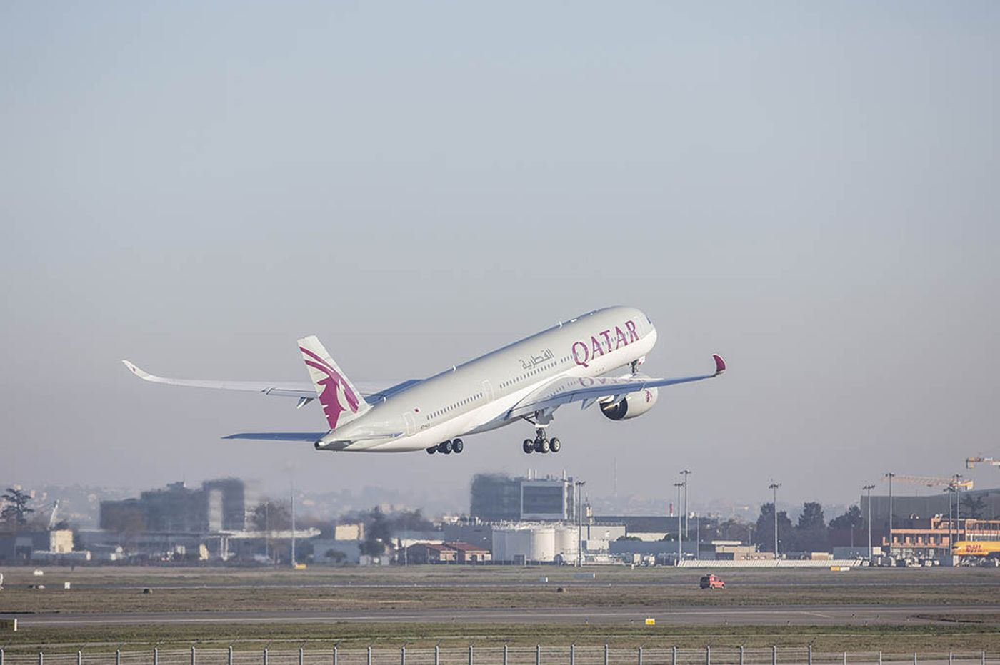 Qatar Airways picks Phila. airport as first in U.S. to fly its larger Airbus jet
