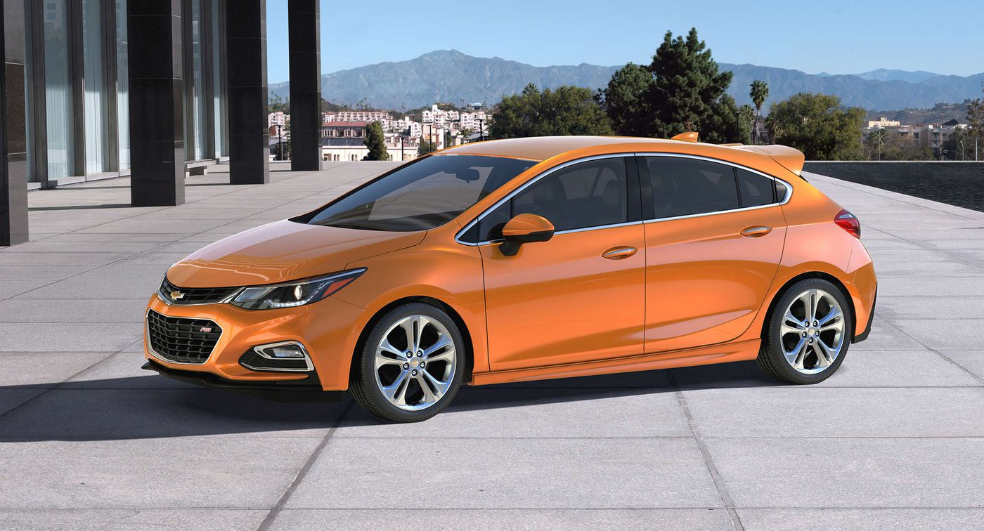 Cruze Hatch a Mexican delight - reality, or alternative fact?