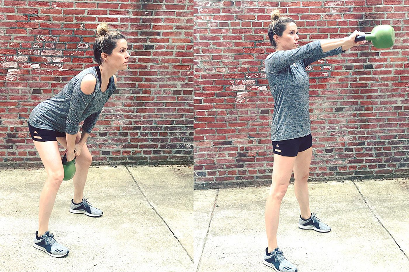 A cardio circuit for people who hate running