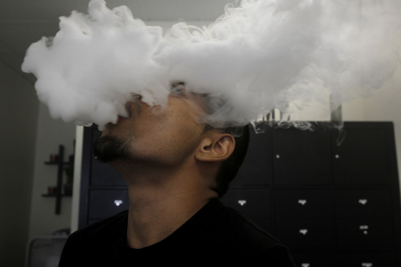 E-cigarettes fuel another dramatic increase in nicotine use among U.S. teens