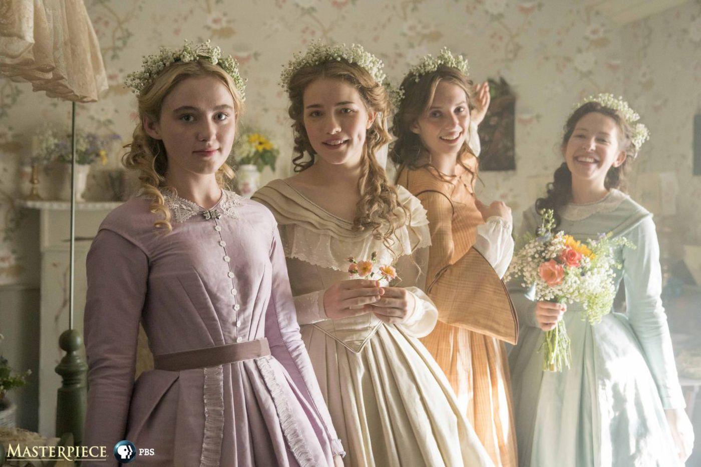 TV picks: 'Little Women,' 'Harry & Meghan,' 'The Goldbergs' and more