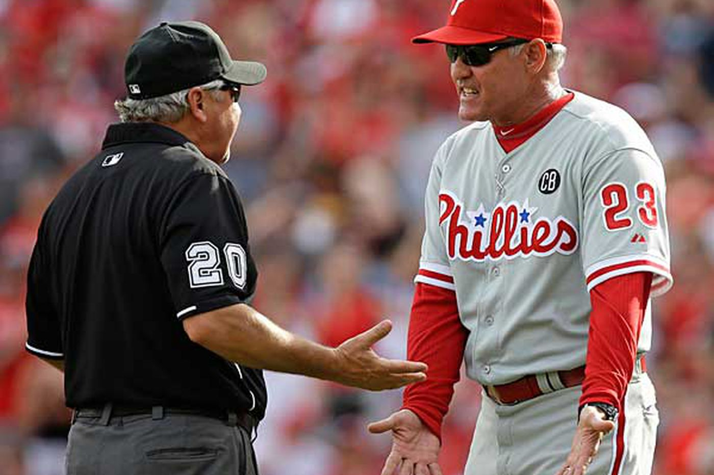 Numbers don't add up in Phillies' favor