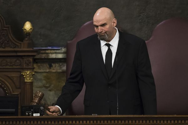 Pa. Senate GOP to Lt. Gov. Fetterman: You 'scarred the institution'