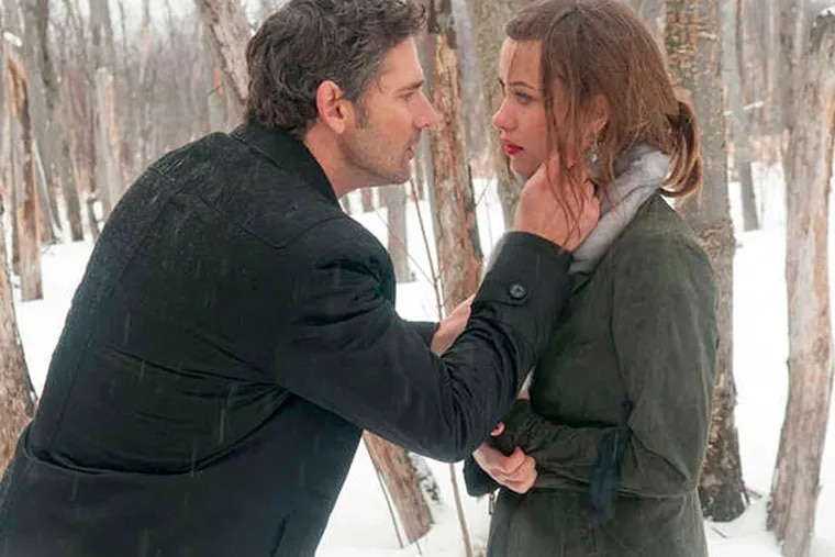 Ne'er-do-well siblings played by Eric Bana and Olivia Wilde, whose relationship isn't altogether wholesome, on the lam in upper Michigan.