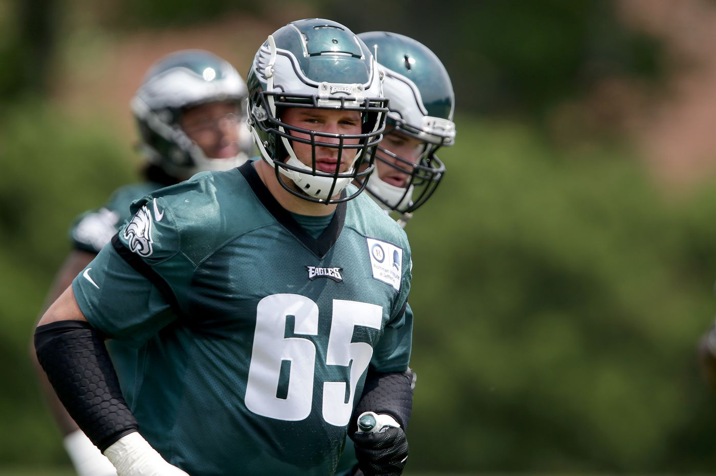 Eagles' Lane Johnson is going to speak his mind, whether you like it or not | Mike Sielski
