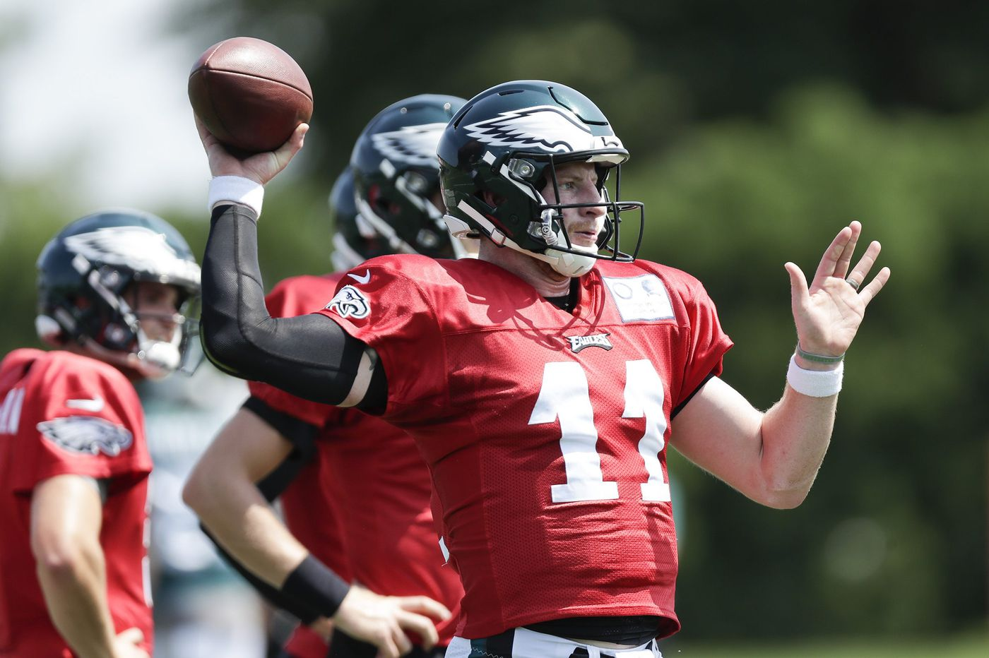 Eagles are poised for another era of NFC East dominance   David Murphy