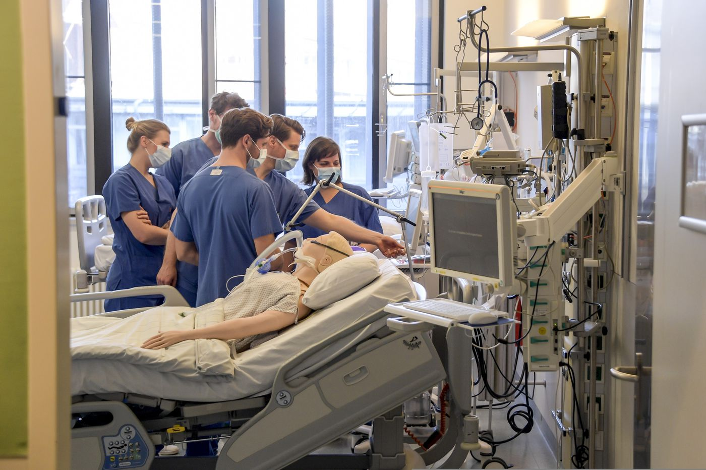 Coronavirus ventilator treatment could be hindered by drug shortage at hospitals
