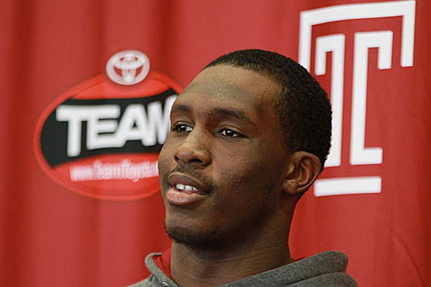 Temple's Walker focuses on improving as a sophomore