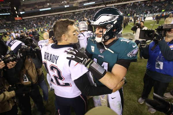 Carson Wentz's poor play cost the Eagles their season   Marcus Hayes