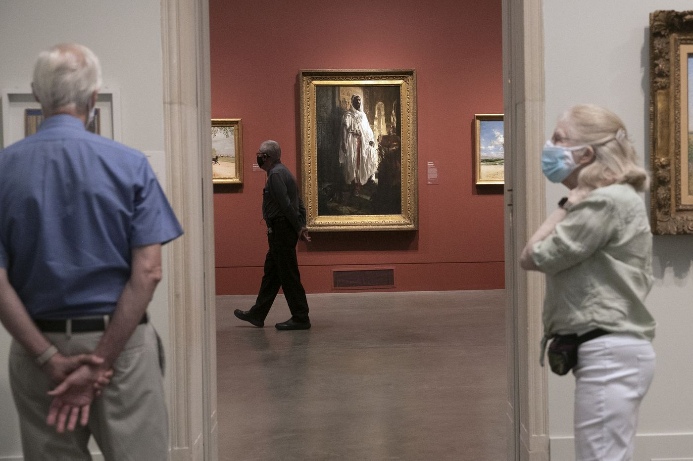 As Philly museums reopen, they brace for COVID-19′s financial wallop