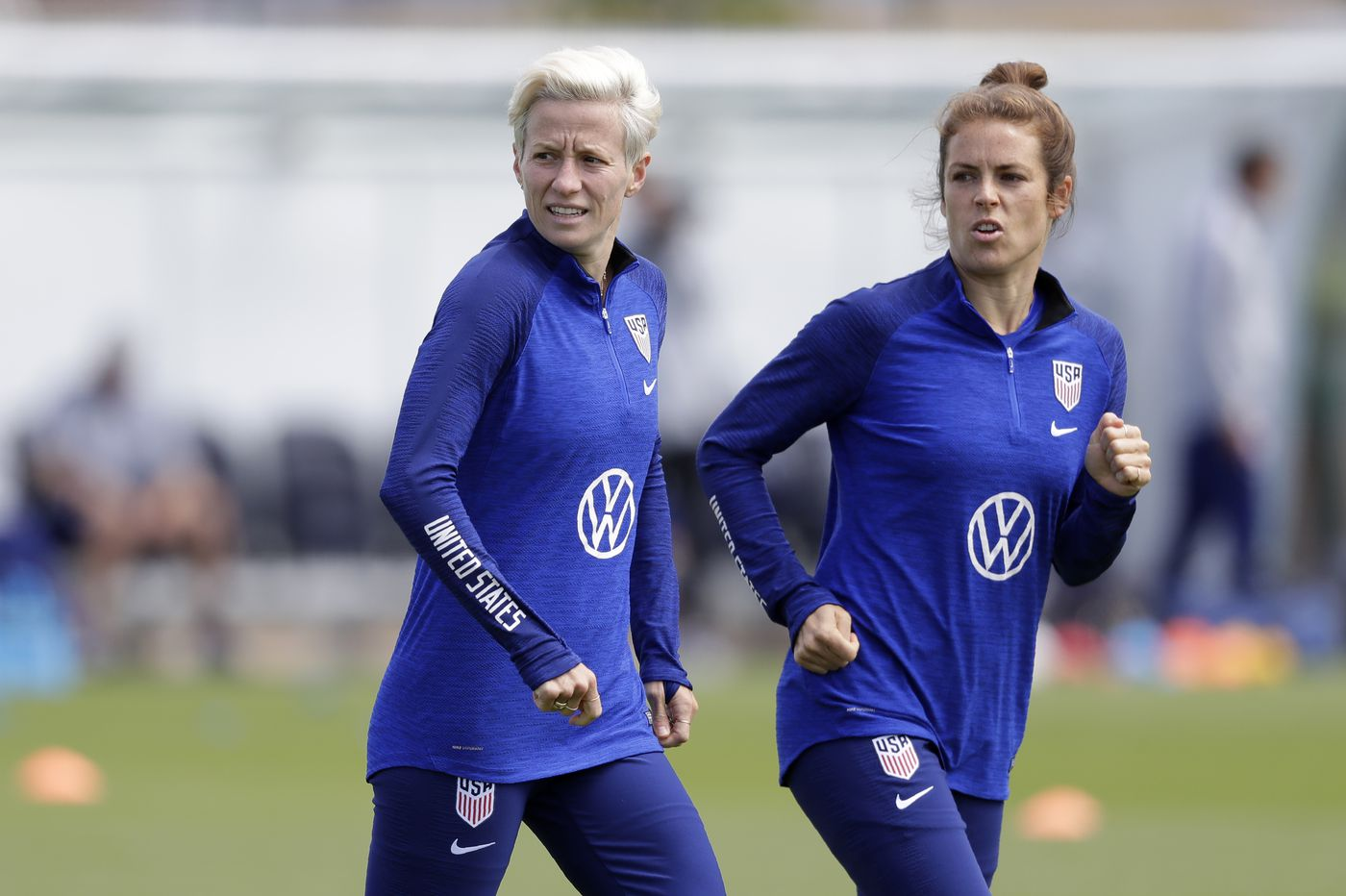 USWNT finally takes field at Women's World Cup, and has plenty to prove