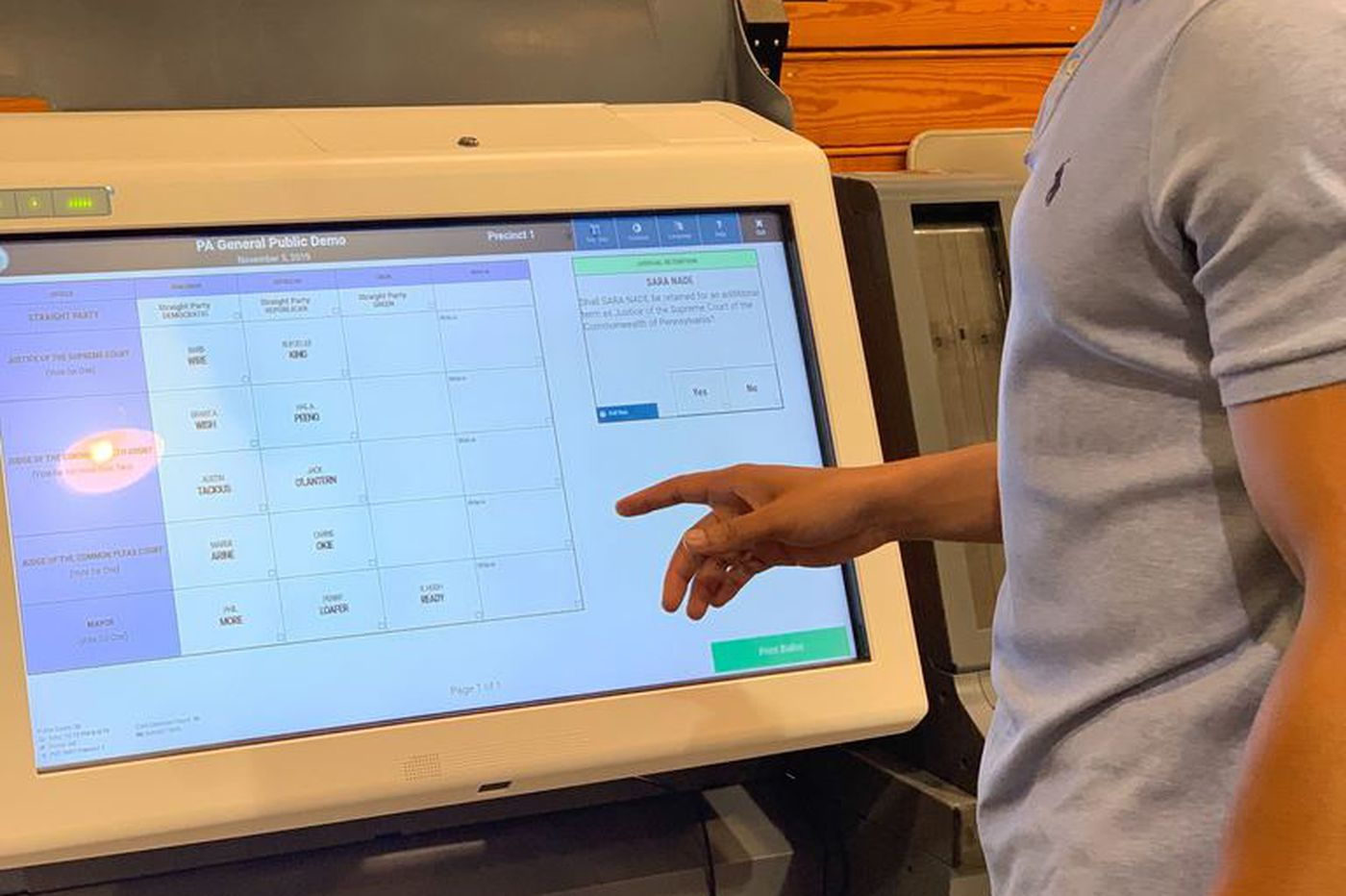 New voting technology is good step for Pennsylvania, but voters need training | Opinion