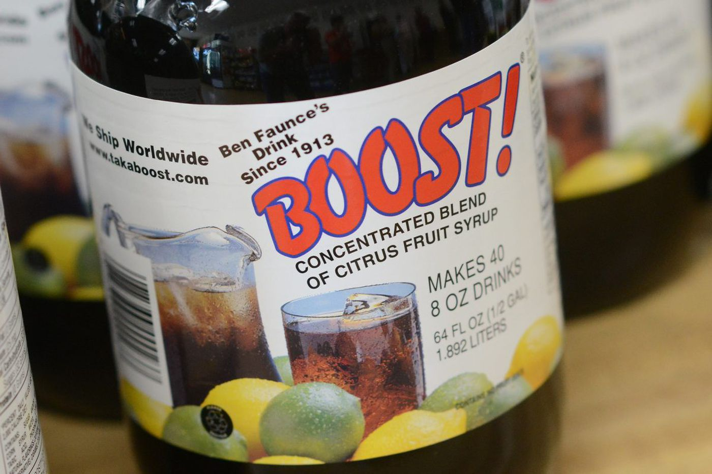 A flat, thick, weird-tasting soda you'll only find in Jersey: 'This is our crack'
