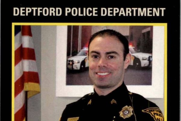 Police officer involved in fatal shooting at Deptford strip mall retires, seeks disability pay