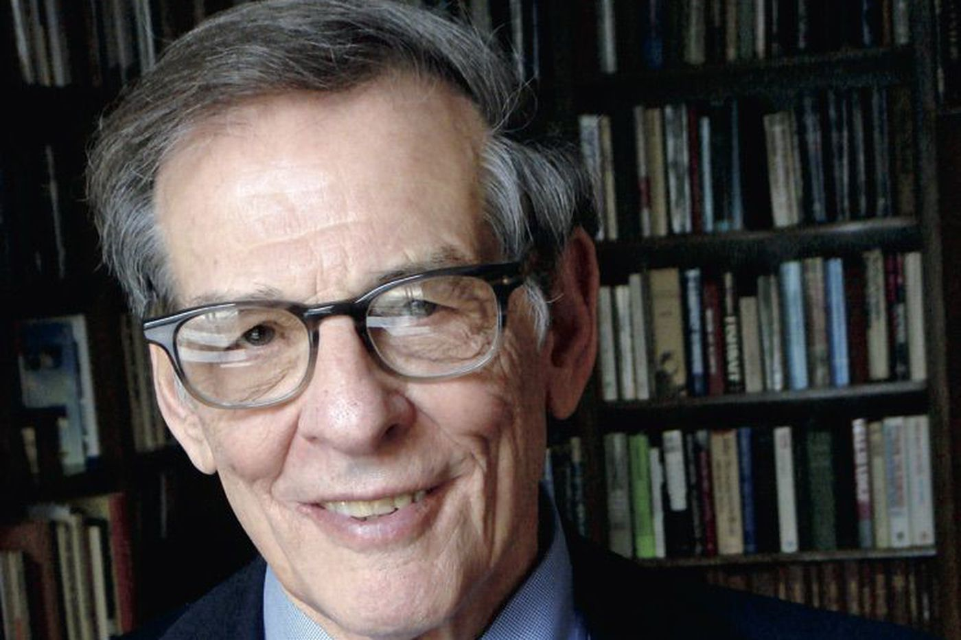 LBJ biographer Robert Caro is 'Working' on finishing his final book, he really is