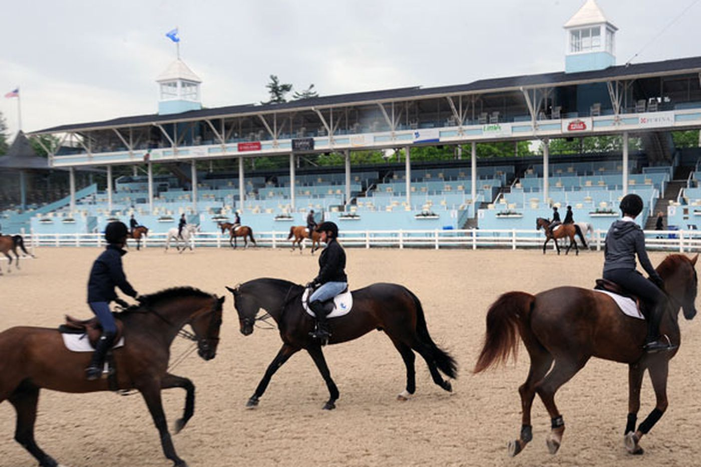 After year of tumult, new leaders say Devon Horse Show will go on