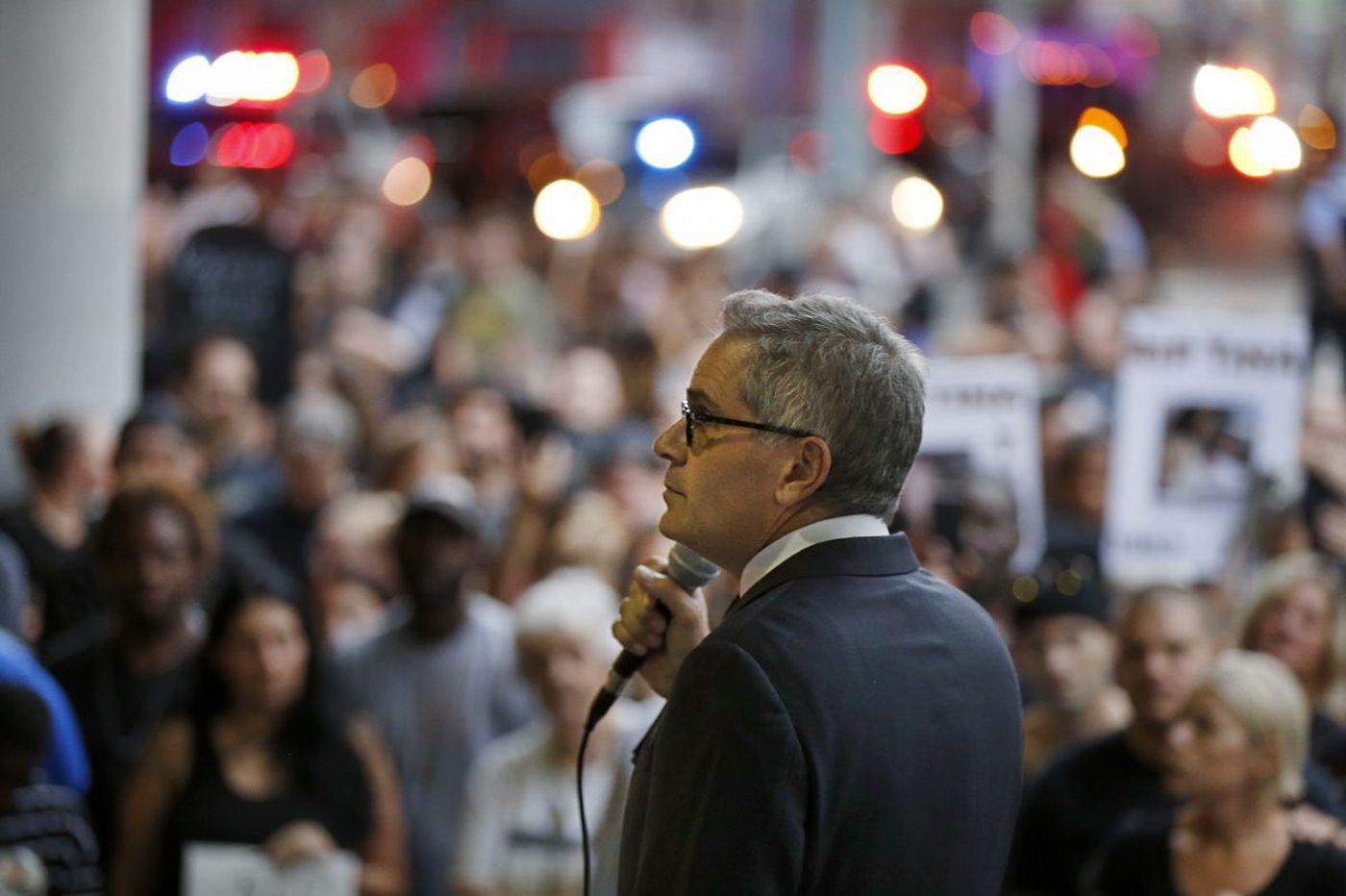 DA candidate endorses safe injection sites for heroin